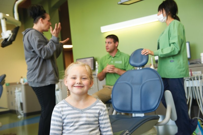 Patient Education at Tiny Teeth Pediatric Dentistry