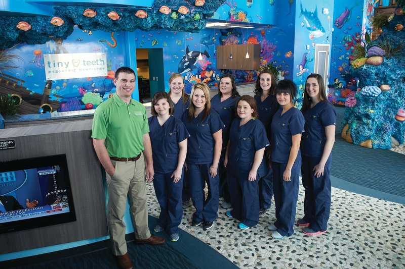Tiny Teeth Pediatric Dentistry's team